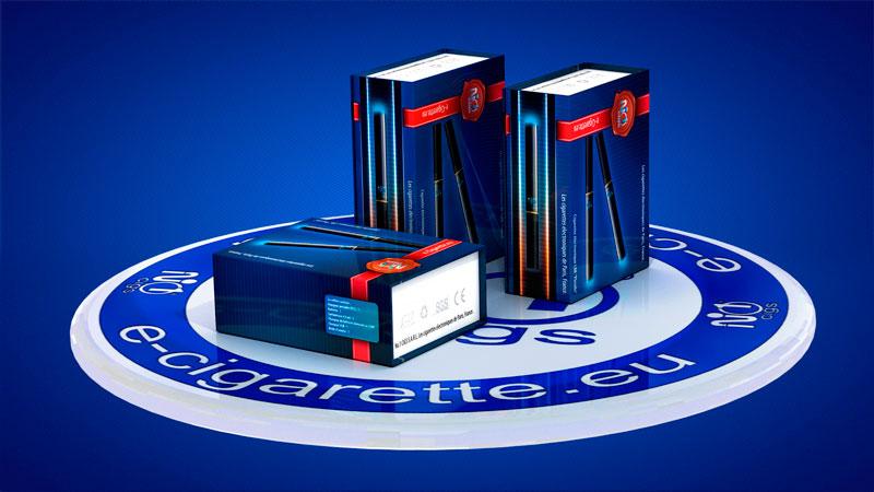 3D визуализация упаковки